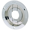 Theft-Resistant, Mounting Flanges and Pigtail Retention Caps
