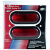 Oval, Trailer Stop/Tail/Turn Lighting Kit