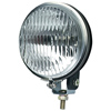 Round Halogen Work Lamp, Flood