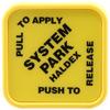 System Brake Knob