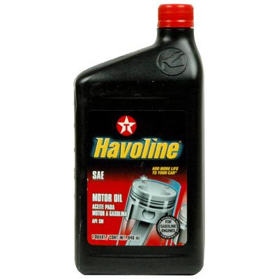 Autoparts2020 Havoline Motor Oil