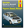 Hyundai Excel and Accent Repair Manual