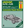 Jaguar XJ12 & XJS Repair Manual