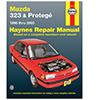 Mazda 323 and Proteg� Repair Manual