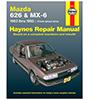 Mazda 626 and MX-6 FWD Repair Manual