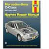 Mercedes-Benz C-Class Repair Manual
