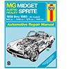 MG Midget & Austin Healey Sprite Repair Manual