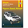 Nissan Frontier and Xterra  Repair Manual