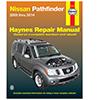 Nissan Pathfinder Repair Manual