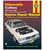 Oldsmobile Cutlass Repair Manual