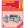 Porsche 911 Repair Manual