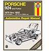 Porsche 924 Repair Manual