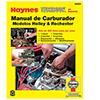 Spanish Carburetor Repair Manual