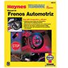 Spanish Brake Repair Manual