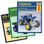 ATC & ATV Repair Manuals