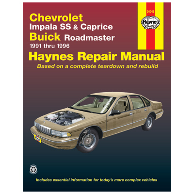 Gmc Sierra Haynes Manual