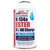 R-134a Ester 100 Oil Charge with O-ring Conditioner