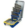 29-pc. Cobalt M-35 Metal Index Drill Bit Set