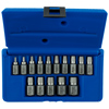 15-pc. Multi-Spline Screw Extractor Set