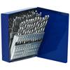 60-pc. Metal Index Set - General Purpose HSS Wire Gauge Straight Shank Jobber