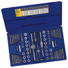 76-pc. Combination SAE and Metric Tap and Die Set