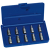 10-pc. Hex Head Multi-Spline Screw Extractor Set