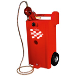 Fuel Chief Poly Gas Caddy with UL Approved 2-Way Rotary Pump