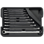 9 pc. XL GearBox Ratcheting Wrench Set - SAE