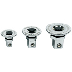 3-Piece GearWrench Metric Drive Adapter Set