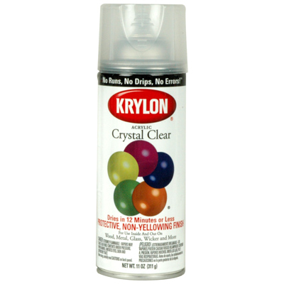AutoParts2020 Krylon Interior Exterior Clear Top Coat