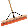 Multi-Purpose Outdoor Push Broom