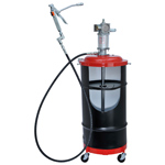 Air-Operated Portable Grease Pump