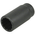 12 Point  Axle Nut Socket