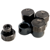 Tire Deflator Set For TPMS Valve Stems