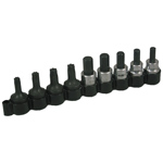 9-Piece Universal Brake Caliper Bit Set