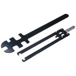 2-Piece Universal Fan Clutch Wrench Set