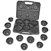 Heavy Duty End Cap Filter Wrench Set