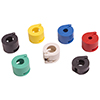7 Piece Spring Lock Coupler Disconnect Set