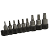 9 Piece Torx Plus Bit Set