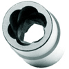 Dual Sided Twist Socket Lugnut Remover