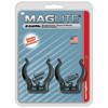 Optional D-Cell Vehicle Mounting Clamps for MagLite� D-Cell Flashlights