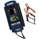 Advanced Battery Conductance/Electrical System Tester