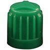 Plastic Dome Cap