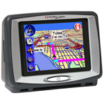 iWAY(TM) 350C Portable GPS Navigation System with MP3 Player