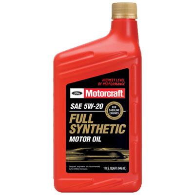 Autoparts2020 Motorcraft Full Synthetic Motor Oil