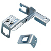 Throttle Cable Bracket w/Auto Trans Kick-Down Attachment