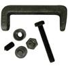 Exhaust Adjustable Muffler Clamp A Stud