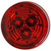 Round LED Trailer Side Marker, Clearance or ID Light