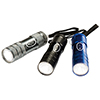 3-pk. High Output L.E.D. Flashlight Set