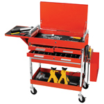 4-Drawer Deluxe Service Cart